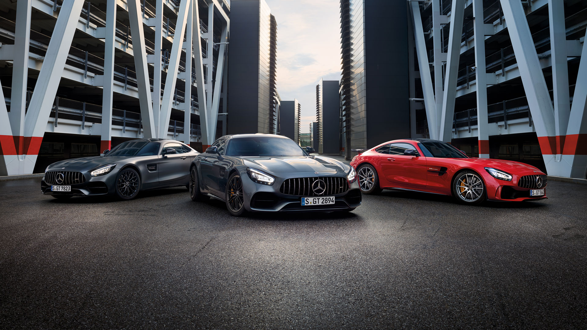 Mercedes Amg Gt Coupes