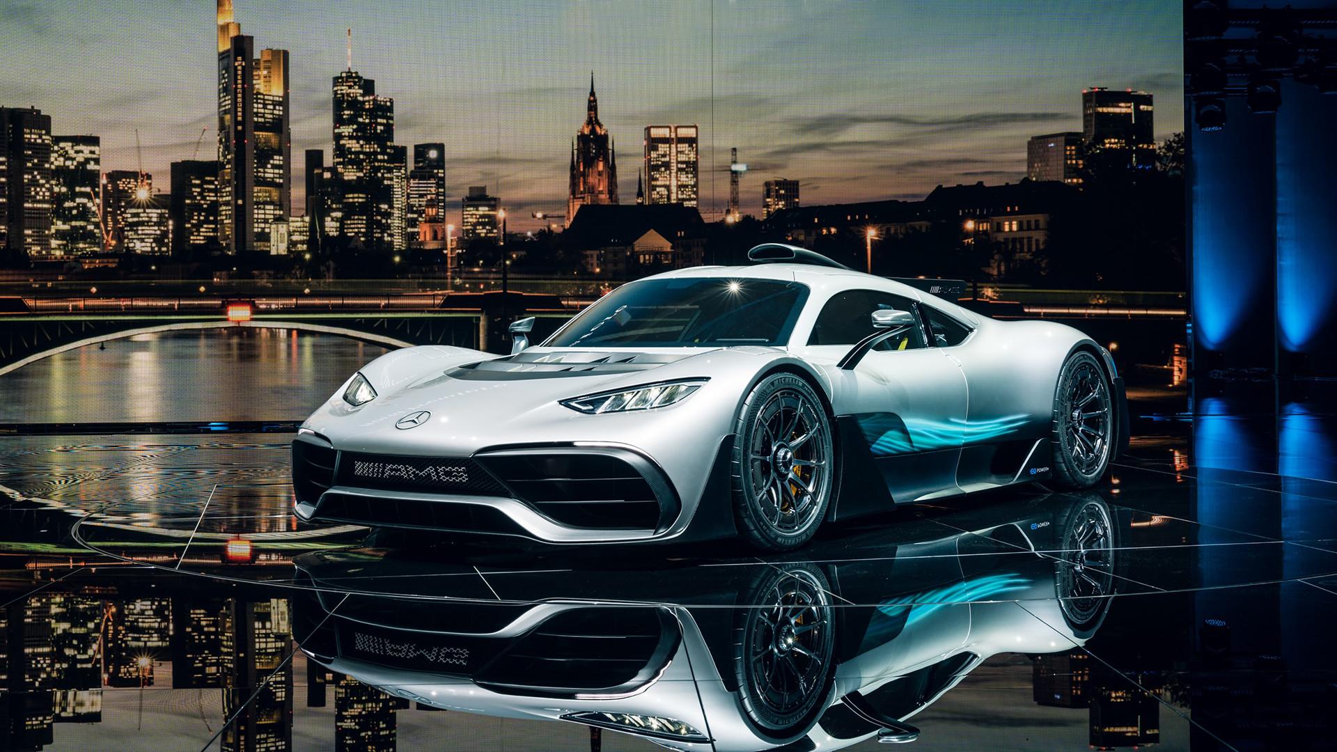 Mercedes-AMG Homepage