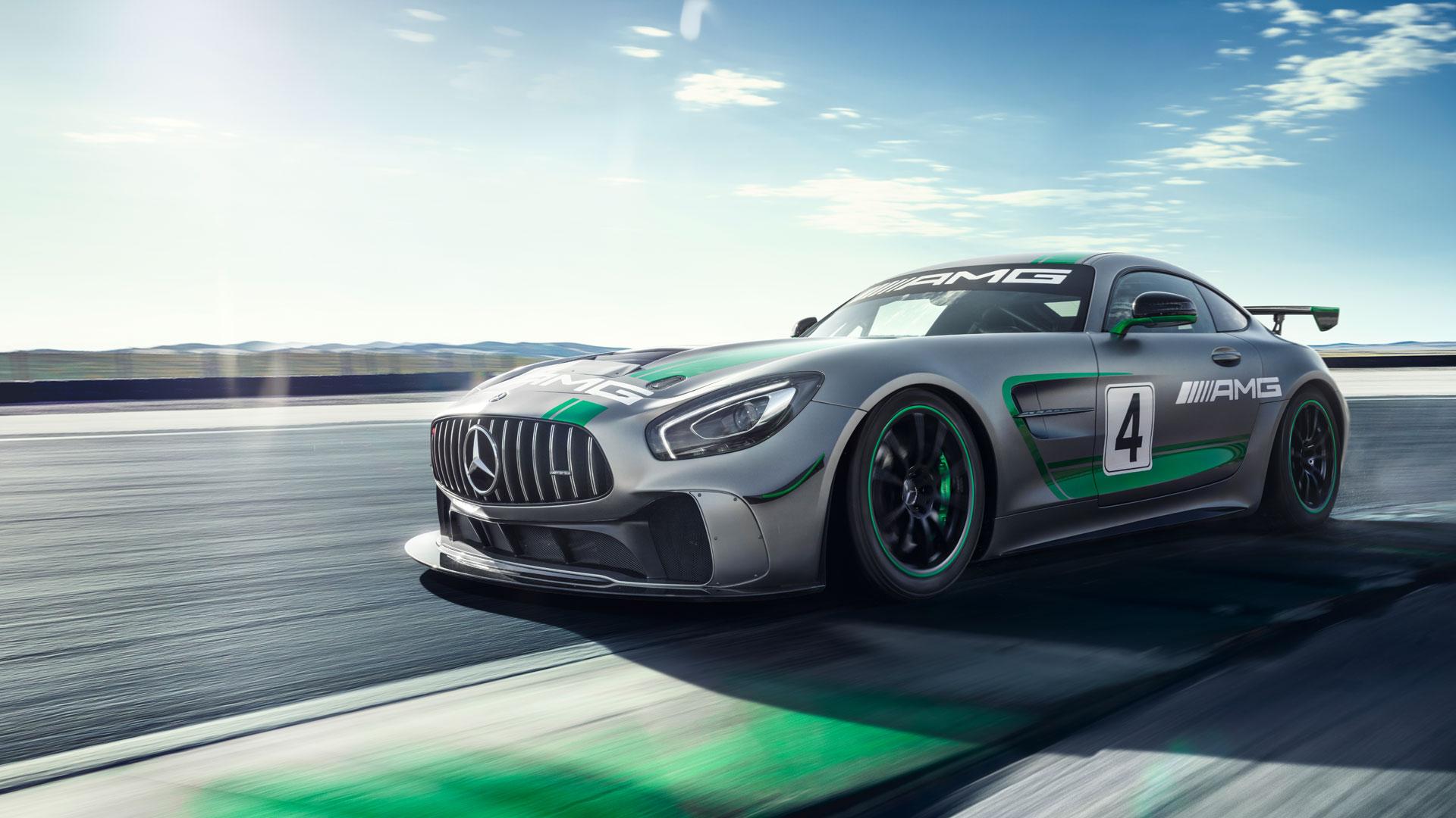 Mercedes Amg Wear