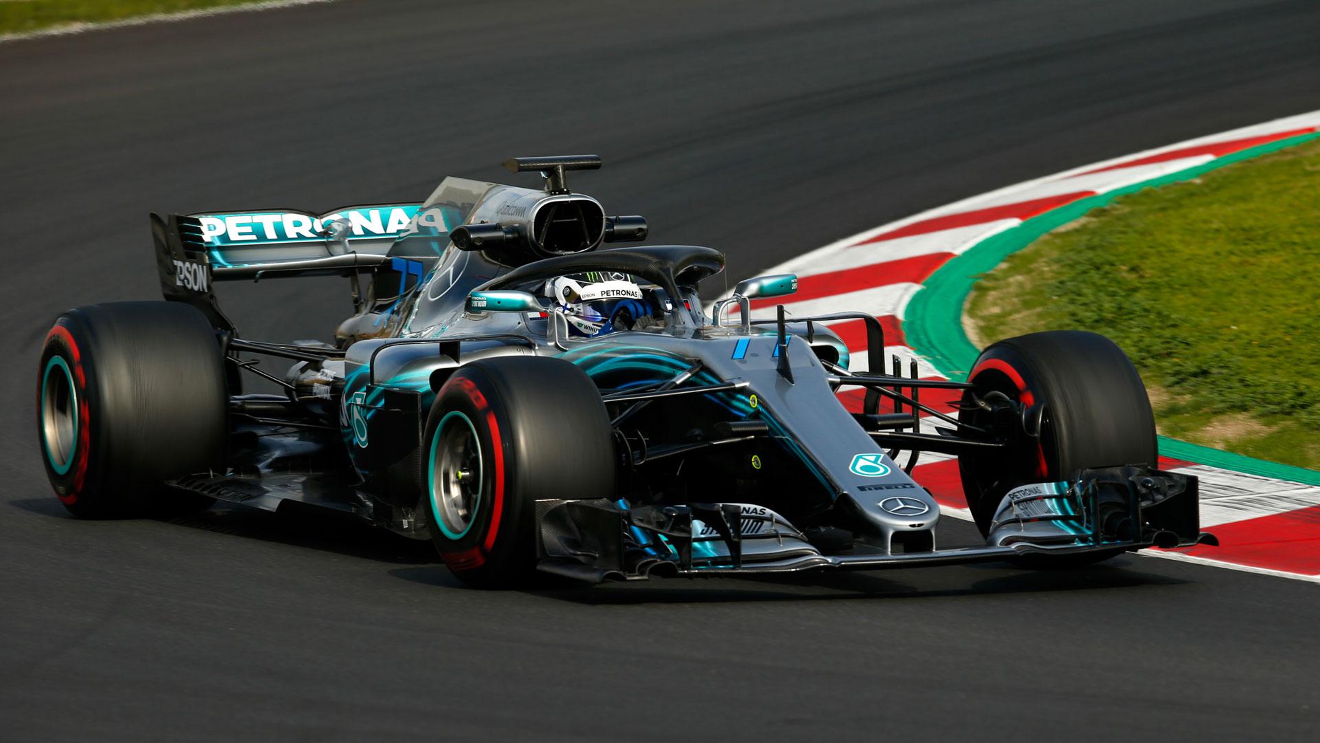 Formel 1 2019 vinnare