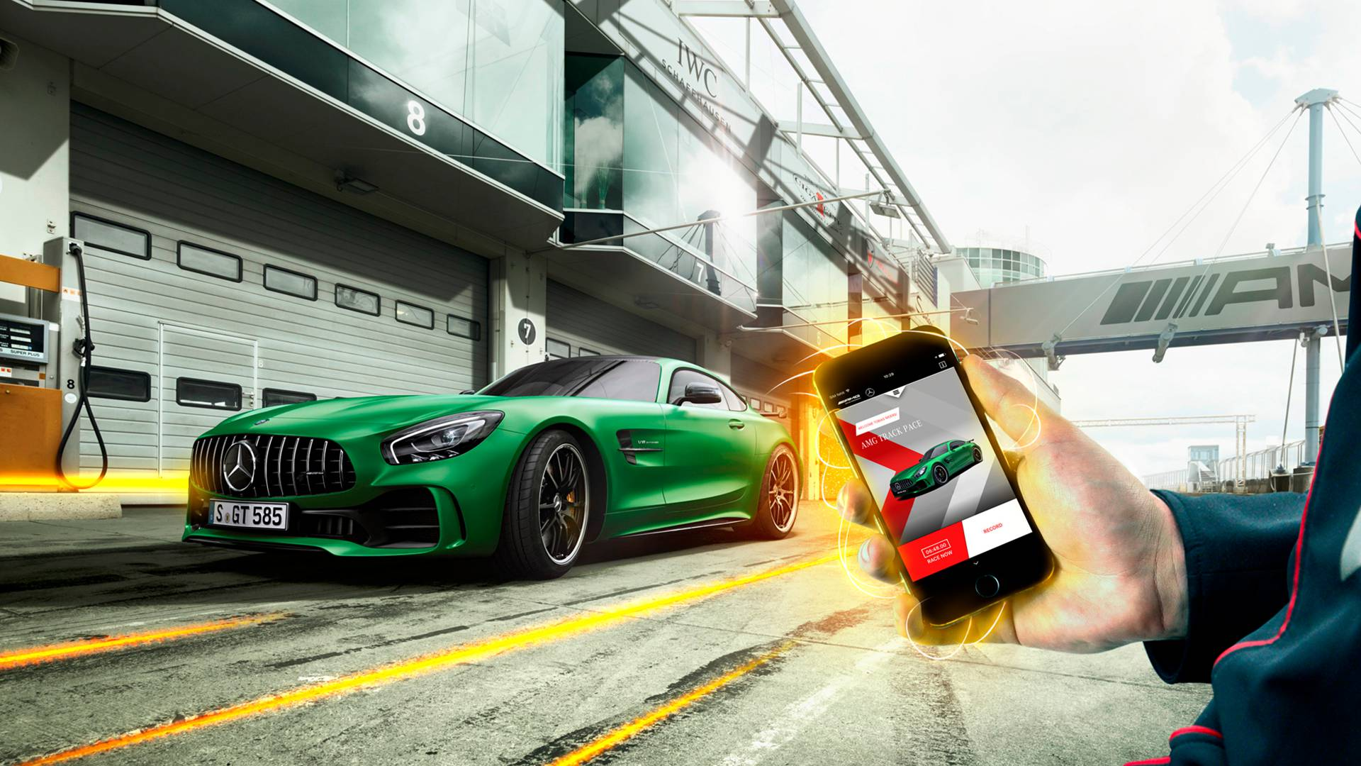 Amg Track Pace 3d Racing Cars Circuit Game Android Apps On Google Play Stageslider3 Hd